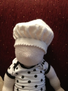Baby Chef's Hat